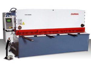 CNC tabulové nůžky Durma VS 3000